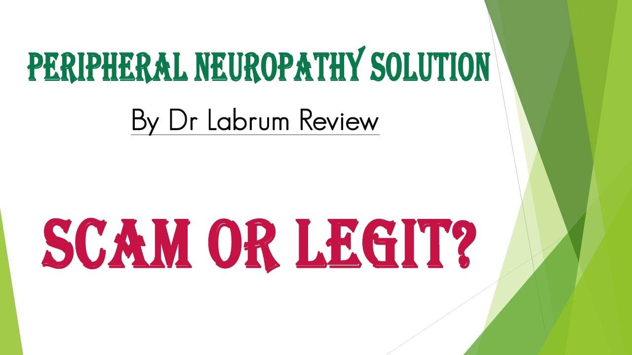 Neuropathy Solution Review - Is It Best Treatment For Nerve Pain?