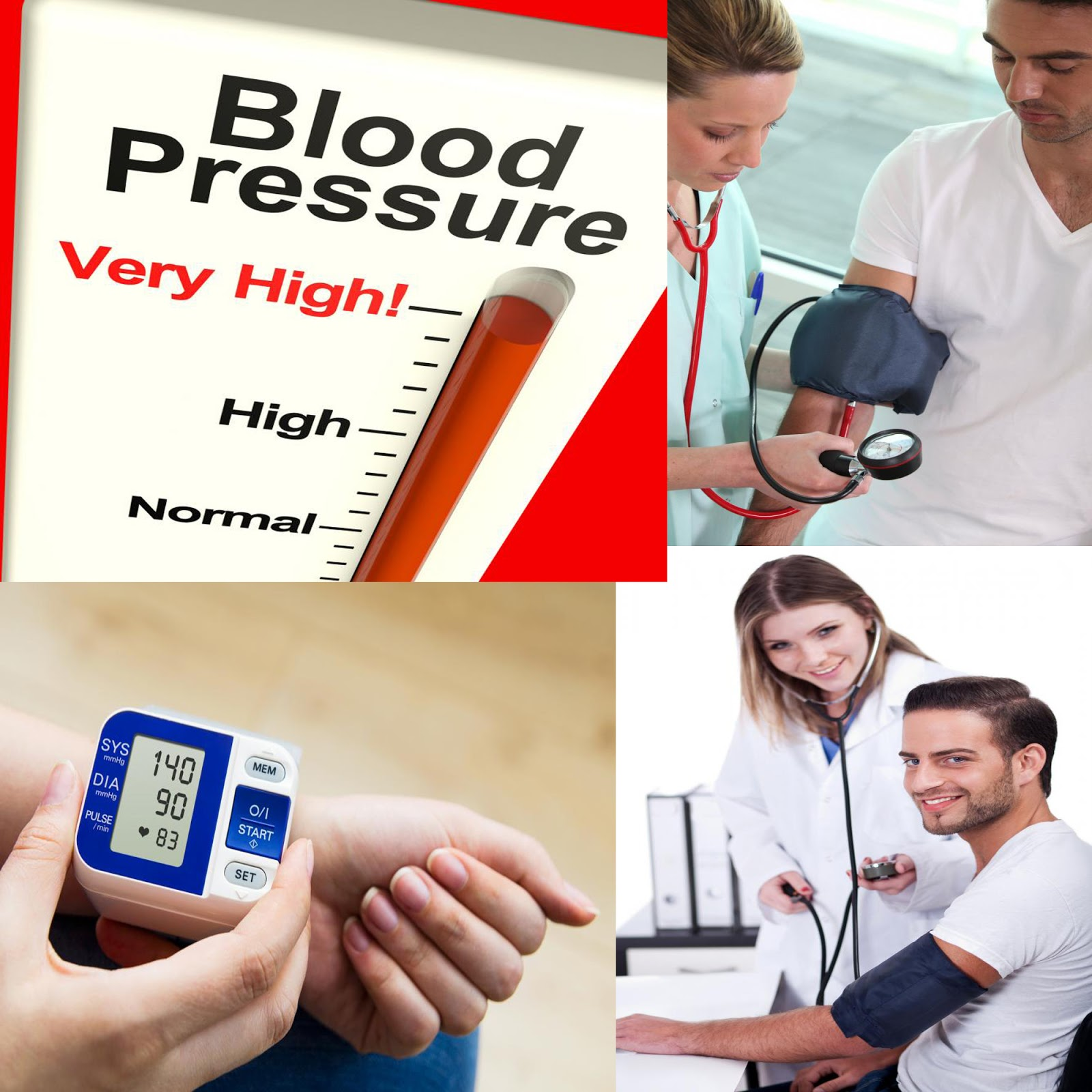 Blood pressure protocol books