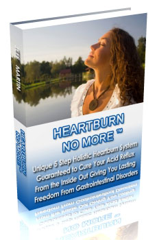 Lets Find Out Real Fact About Heartburn No More